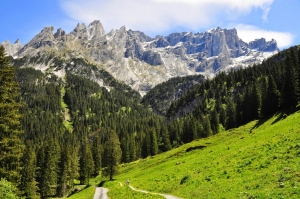 少女峰區健行(1):從Rosenlaui到Grindelwald