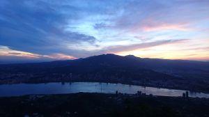 觀音山日出