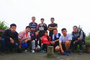 紅淡山 大O型2018.3.3