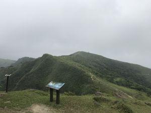 桃源谷草嶺古道線
