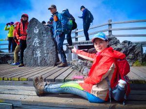 漢拏山觀音寺入+城板岳出 濟州島的心臟 隨時聽到她的呼吸聲
