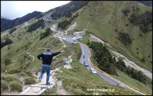 我的第三座百岳。石門山步道輕鬆走