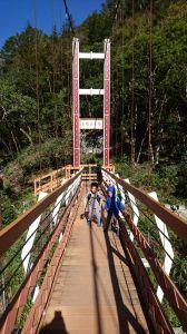 秀巒溫泉步道