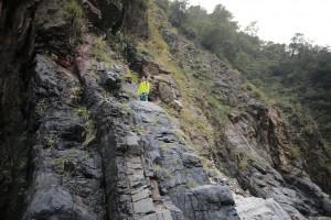 馬陵溫泉:地質教室