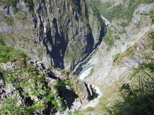 【山旅照片|錐麓古道】壯麗峽谷之震撼