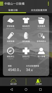 【APP】系統化的裝備管理-GearZoo