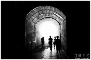 【花蓮】太魯閣國家公園-白楊步道。水濂洞