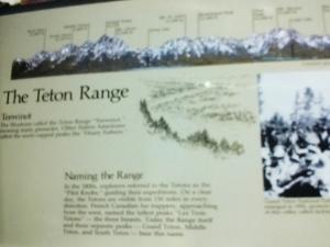 美西之二 大提頓國家公園  傑克森 塩湖城