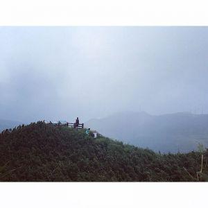 七星山主、東峰、夢幻湖步道