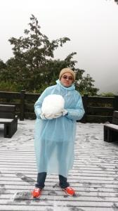 太平山~銀白世界