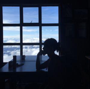 Gunung Kinabalu 神山