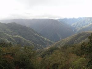 台灣小百岳第28座-新竹尖石-李崠山
