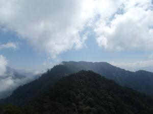 台灣小百岳第39座- 鳶嘴山+稍來山