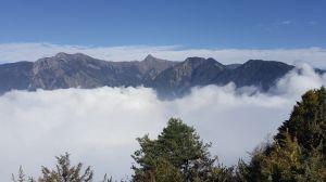 東埔山之滿滿的雲海