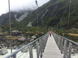 紐西蘭Hooker valley