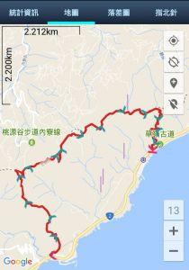 桃源谷步道(大溪)>>草嶺慶雲宮