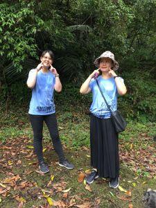 鴛鴦谷瀑布群步道