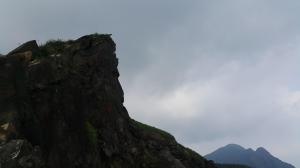 劍龍稜、鋸齒稜、半屏山、茶壺山