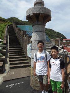 20120805鼻頭角燈塔步道