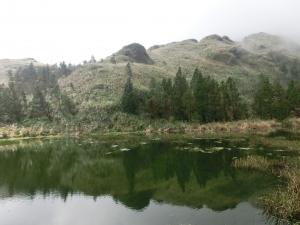 小油坑.七星山主峰.東峰.夢幻湖