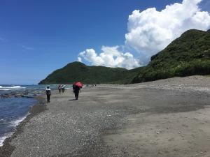 令人流連忘返的沿太平洋海岸古道-阿塱壹