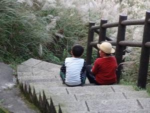 燦光寮山系-不厭亭