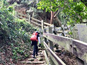 清水岩十八彎走橫山