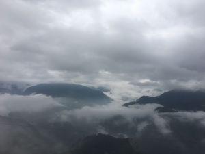 飽覽中央山脈、玉山山脈和阿里山的小笠原山