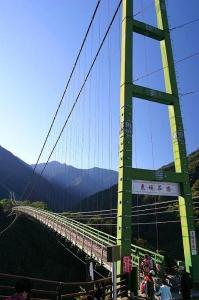 【台灣趴趴走】十大絕美吊橋