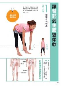 【書摘】《一伸一扭治痠痛》-讓臀部到側腹變柔軟