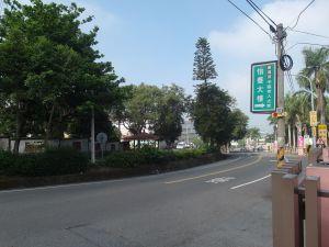 彰化社頭清水岩到田中鼓山寺之森林步道