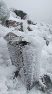 冬攀雪山南稜