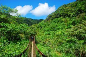 搭火車可到的步道