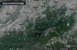 中和土城連稜縱走(中和復興國小起登至妙覺禪寺旁出中央路)
