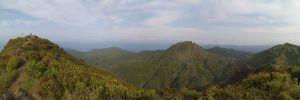 燦光寮山、半屏山