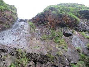 竹山古道與阿里磅瀑布