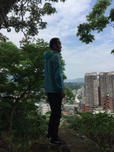2018/04/30獅頭山尋桐花