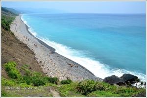 【屏東】台灣最後一段原始海岸:阿朗壹古道