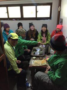 201610 少了南華的奇萊南峰