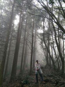 20180228屋我尾山步道(大雪山線)