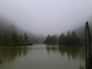 山岳之美 - 明池