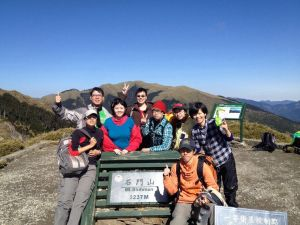 2014/12/6 石門山+合歡山北峰