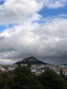 雅典衛城與附近山丘古神殿