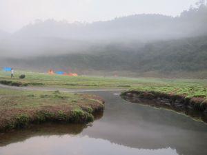 2017四月的松羅湖