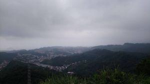 小百岳。紅淡山