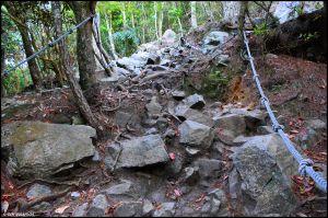 一顆大石頭 ~ 三訪鳶嘴山