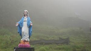 聖母山莊三角崙山