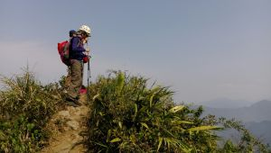 【岳世界】一探掛嘴上多年的鱈葉根山