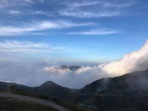 2018.6.16第三百岳-合歡主峰