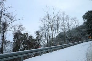 思源埡口-雪の国
